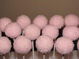 Pink Glitter Cakepops From http://www.thescottsdalebakery.com/wp-content/uploads/2012/11/glitter1.jpg #Cakepops