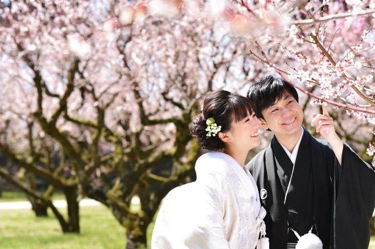 いいね!42件、コメント2件 ― @amarcord1984のInstagramアカウント: 「素敵なお二人  お天気も良くて 楽しい前撮りでした☀️ 挙式にはどのデータを使うのかな?また教えてください  #結婚式前撮り  #滋賀 #白無垢」