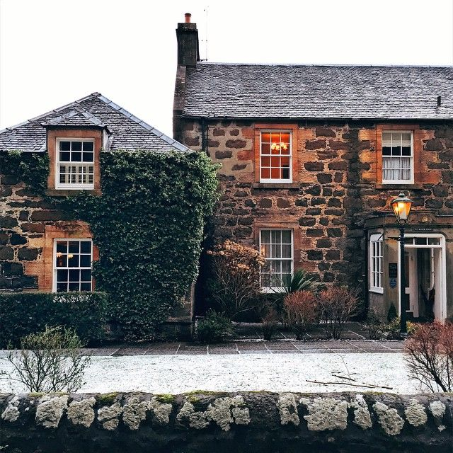 Scottish Manor Houses: The Manor House Oban
