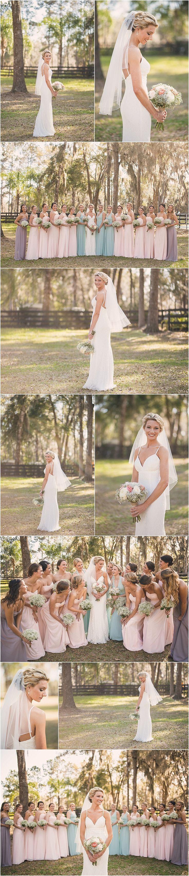 Wedding Photographer Orlando Florida | Lora Rodgers | Estate Home || Ocala, FL | http://lorarodgers.com