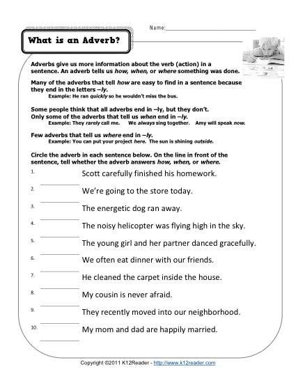 Best 25 Adverbs Worksheet Ideas On Pinterest Adjective
