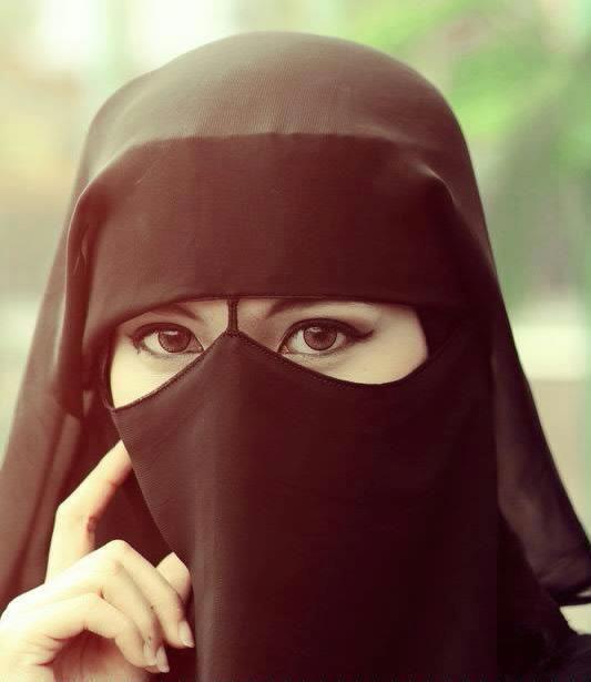 Niqabi Muslimah