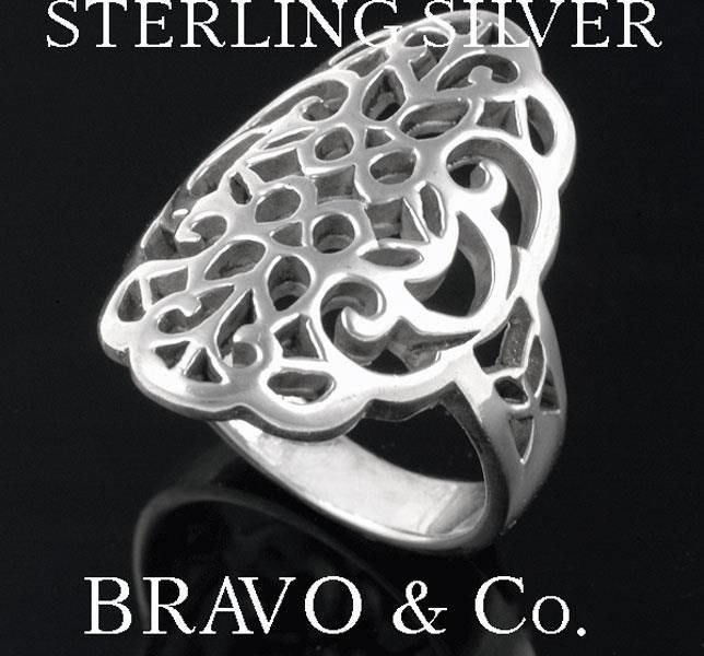 SIZE 9 Hallmark 925 Solid Sterling Silver New Celtic Women Ring R-136