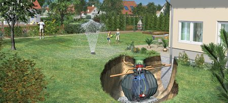 For the initial guidance regarding stormwater collection system and it's installation, contact professionals at SVCwater Ltd. We offer the best products for rain water storage.