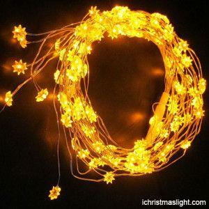 LED Christmas lights wholesale copper lights   iChristmasLight