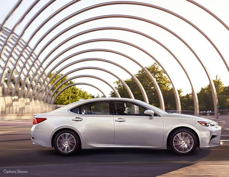 2016 Lexus ES Hybrid - New Lexus Model Details from Lexus of Las Vegas