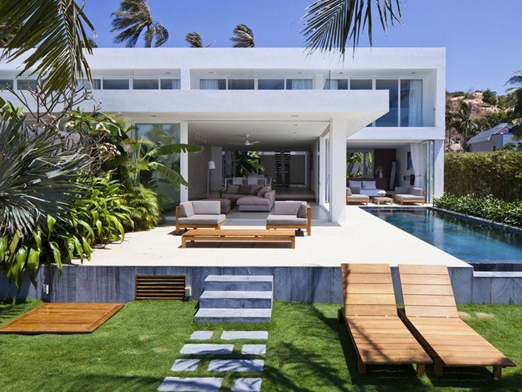 Schönste villa der welt  Die modernsten Häuser der Welt | Houses | Pinterest | Haus