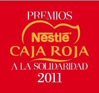 Finalista Nestlé Premio Caja Roja 2011 a la Solidaridad