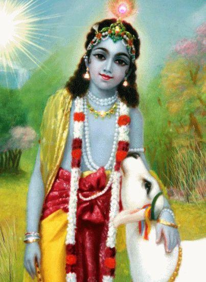 Gopal Krishna by VISHNU108