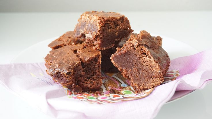 Brownie recept ( best classic brownie ever)