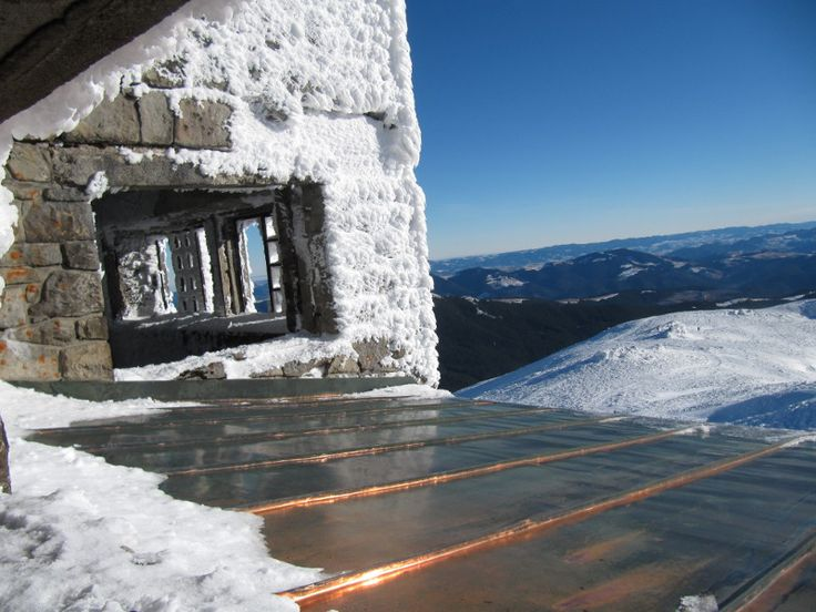 Winter observatory | Eastbook.eu