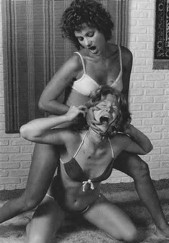 Female Apartment House Female Wrestling 12