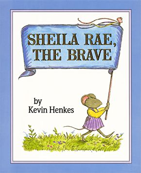 """Habit #4 Think Win-Win ... """"Sheila Rae, the Brave"""" by Kevin Henkes.    When brave Sheila Rae, who usually looks out for her sister Louise, becomes lost and scared one day, Louise comes to the rescue."""