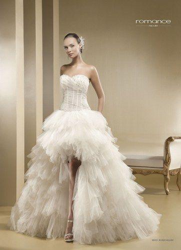 Abito da sposa Romance per Nicole Fashion Group collezione 2014 - Abiti da sposa - vestiti da sposa