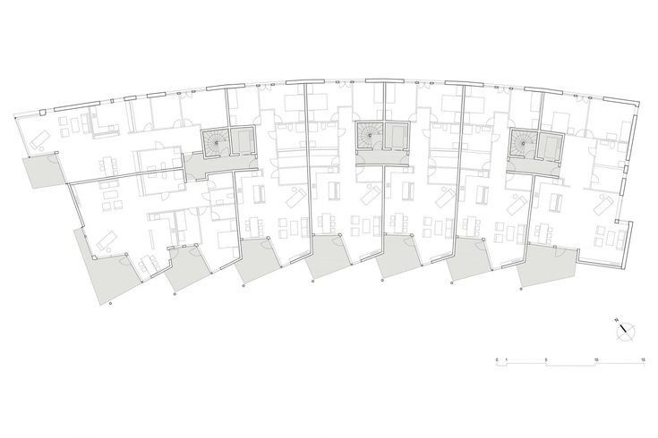 Dokkgata 6 (1998) – ARC arkitekter
