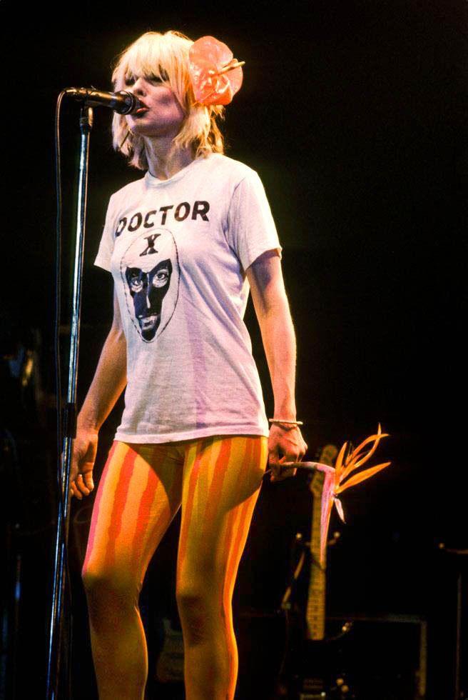 soundsof71: Debbie Harry, 1980, by Lynn Goldsmith - Blondie - Debbie Harry