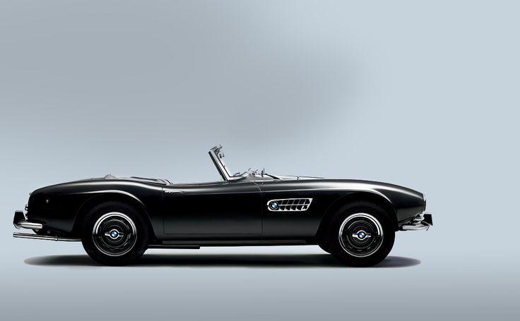 El diseño del BMW nunca siguieron otros patrones – en lugar, establece sus propias normas. Mediante el desarrollo de valores coherentes evolucionado. « .