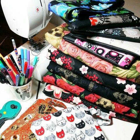 #prettyfashion_maxiclutches #prettyinmad_accessories