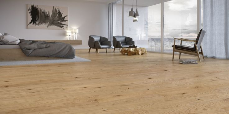 Baltic Wood RusticOak Slim Size