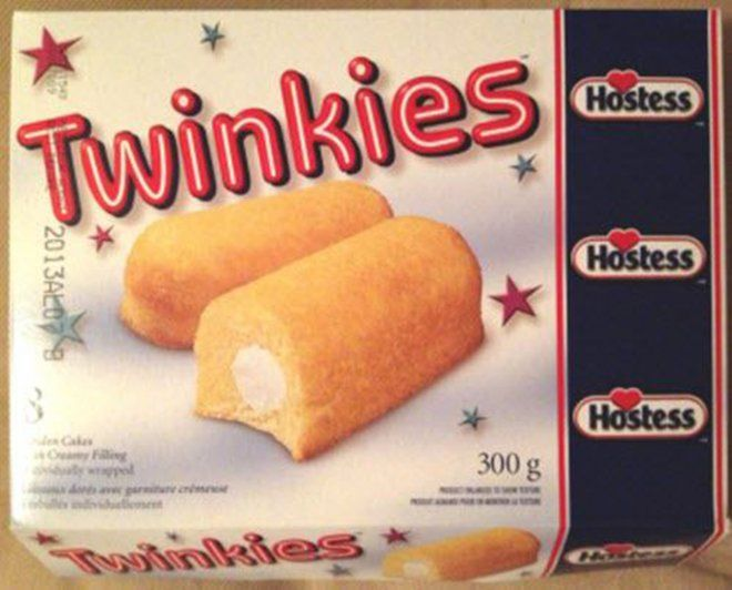 Twinkies Then The twin...