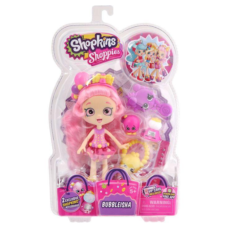 Shopkins Shoppies Doll - Bubbleisha