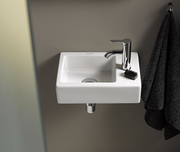 Tiny Sink For Bathroom Duravit, Tiny Sinks For Small Bathrooms