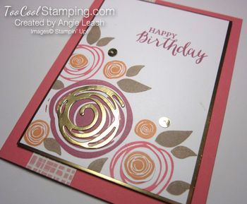 1000+ ideas about Birthday Bouquet on Pinterest | Stampin Up, Stamp ...