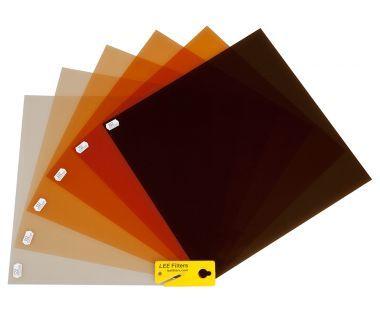 LEE Daylight to Tungsten Pack - Farbfilter / Filterfolie | Foto-Morgen GmbH