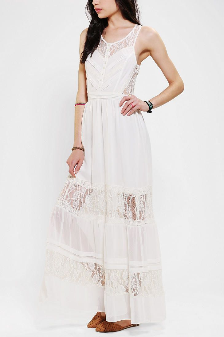 105 best images about urbanoutfitters women dresses on for Urban outfitters wedding dresses