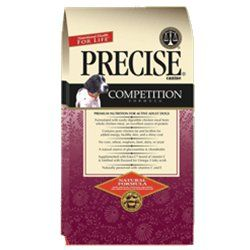 Precise Competition Dry Dog Food (40 lb. Bag)  #Precise #Pet_Products