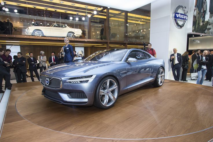"""""""This is how Volvos will taste from now on."""" – Thomas Ingenlath, Head of Design, Volvo Car Group"""