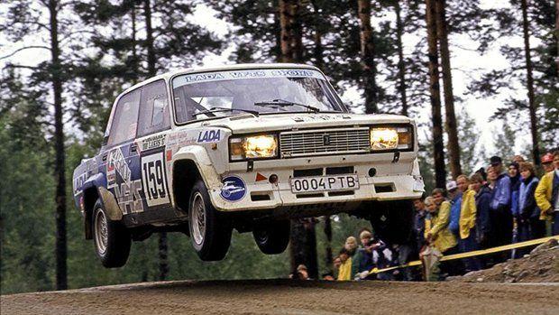 Lada VFTS: quando o Laika se tornou um carro de rali do Grupo B - FlatOut!