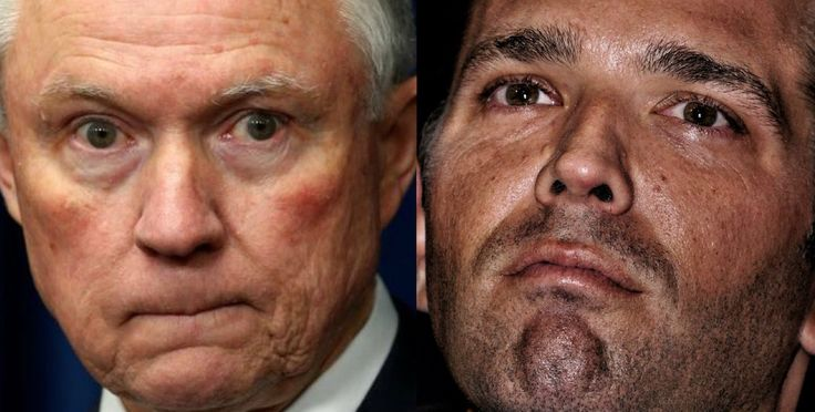 Jeff Sessions Was Just Exposed For Possible Connections With Trump Jr.'s Russia Attorney==The Senate Judiciary Committee has some very serious questions for Trumps Attorney General.