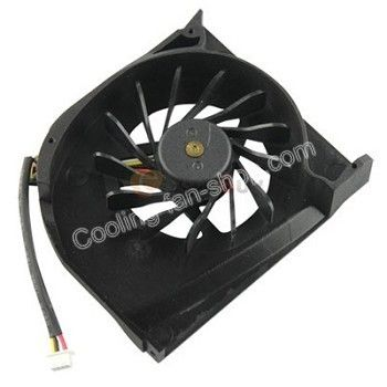 New CPU Cooling Cooler fan for Laptop Notebook HP Compaq Pavilion dv6000 dv6100 dv6200 dv6300 dv6500 dv6600 dv6700 dv6800 Series, Compatible part numbers GC055515VH-A (B2604.13.V1.F.GN) , 431448-001