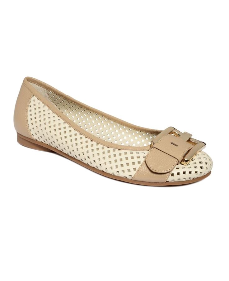 Anne Klein Shoes, Briele Ballet Flats - Flats - Shoes - Macy's