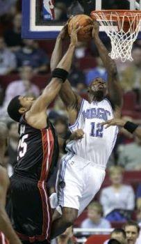 Dwight Howard, Orlando Magic.