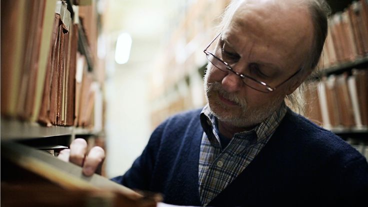 Bill Bonner oversees 8 million images in the vintage collection of National Geographic. Excerpt from video by Kathryn Carlson