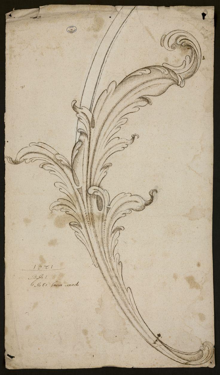 61 best images about la fine fleur de la lorraine on pinterest st thomas portrait and - Feuille d acanthe ...