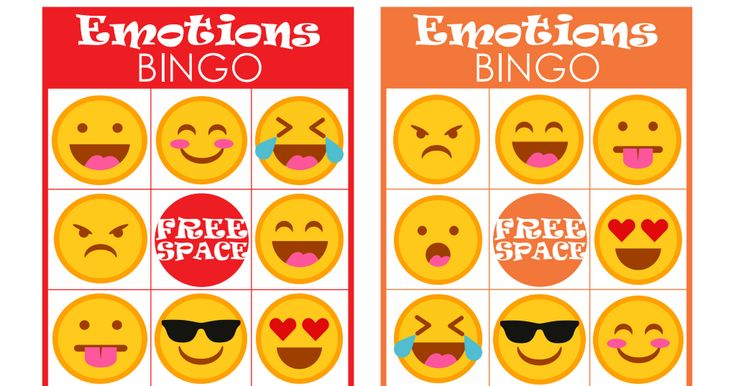 Emotions Bingo Printable Game for Kids.pdf