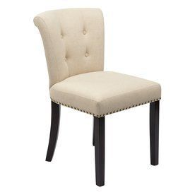 Office Star Ave Six Espresso Side Chair Knd-X14
