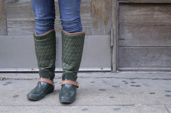 Chicago Street Fashion: Boots | In Fashion Chicago