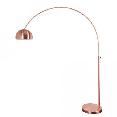 Zuiver Booglamp Metal Bow Copper - Verlichting | Design meubelen en de laatste woontrends