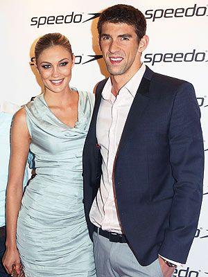 Michael Phelps Splits with Girlfriend Megan Rossee: Report