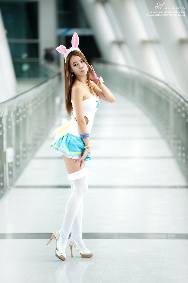 Korean Cosplay   Korean Girls   Korean girl, Pretty korean ...
