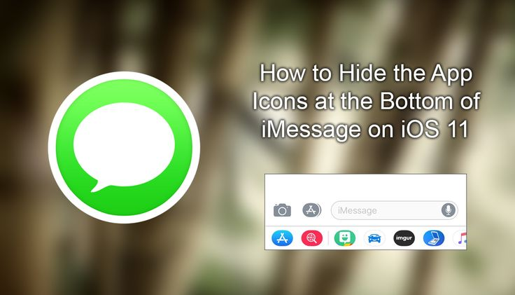 Introduced in iOS 11 in the name of convenience, the newly added icon row at the bottom of the iMessage window is something you are either going to love or hate.   The new icons are supposed to allow you to more easily access apps, however, if you don't use any of the items on the list or find them an eyesore, this guide will show you how to quickly and easily remove them.  ✅ #ios11 #apple #iphone #imessage +Downloadsource.net