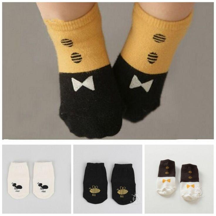 DHL EMS Free Shipping Baby Girls Print Socks Children Socks Soft Cotton Infants Wear Autumn Winter Socks 3 Colors Korea New