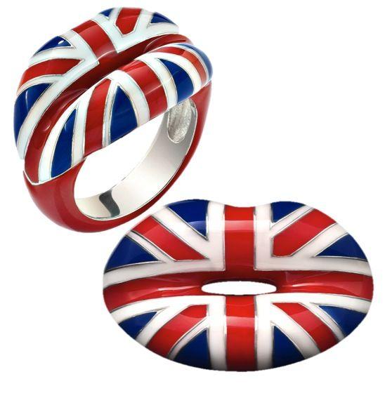 Britaania Hot Lips Solange Azagury Partridge Adorn London Jewelry Trends BlogBritannia Hotlip, Hot Lips, Azagurypartridg Britannia, Accessories Design, Jewellery Jewelry, Lips Rings, Accessories Rings, London Jewelry, Jewelry Trends
