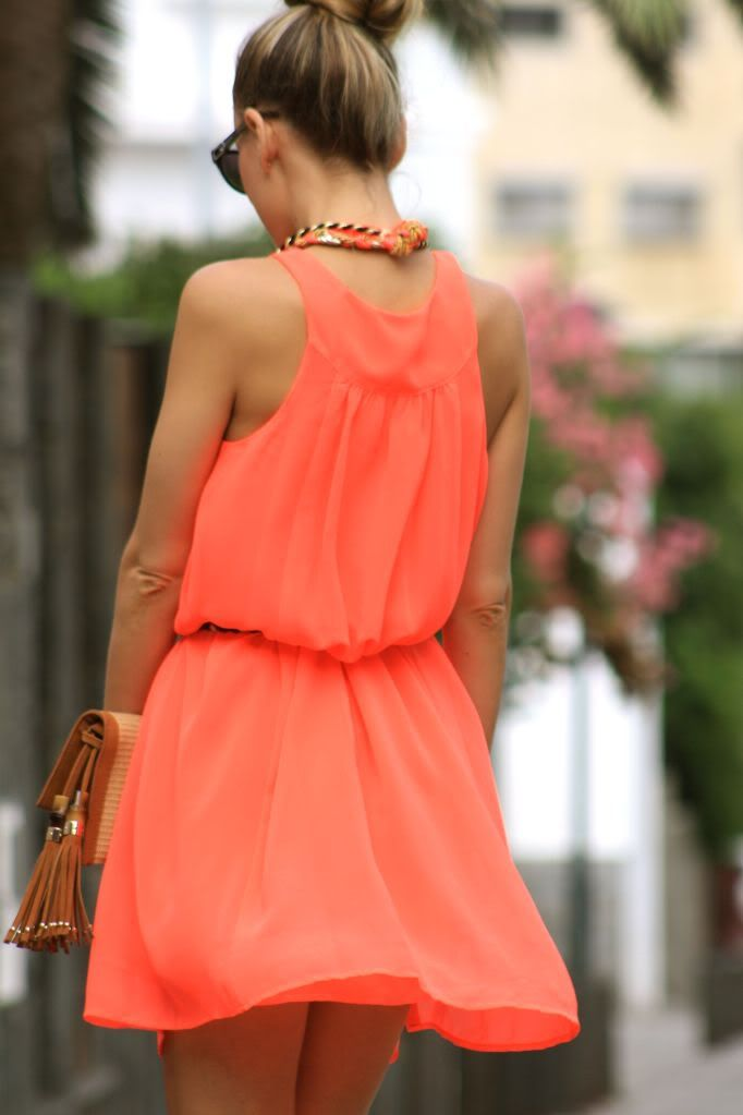 orange ~ the color of summer 2012
