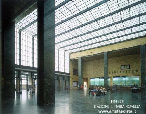 Florence (Firenze) Stazione S. Maria Novella