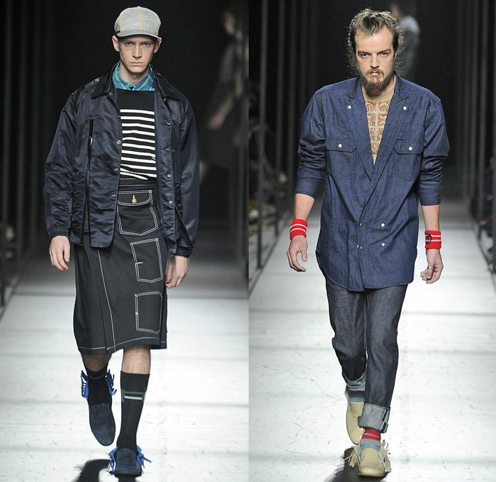 17 best images about androgyny m 2014 ss on pinterest for Mercedes benz clothing men